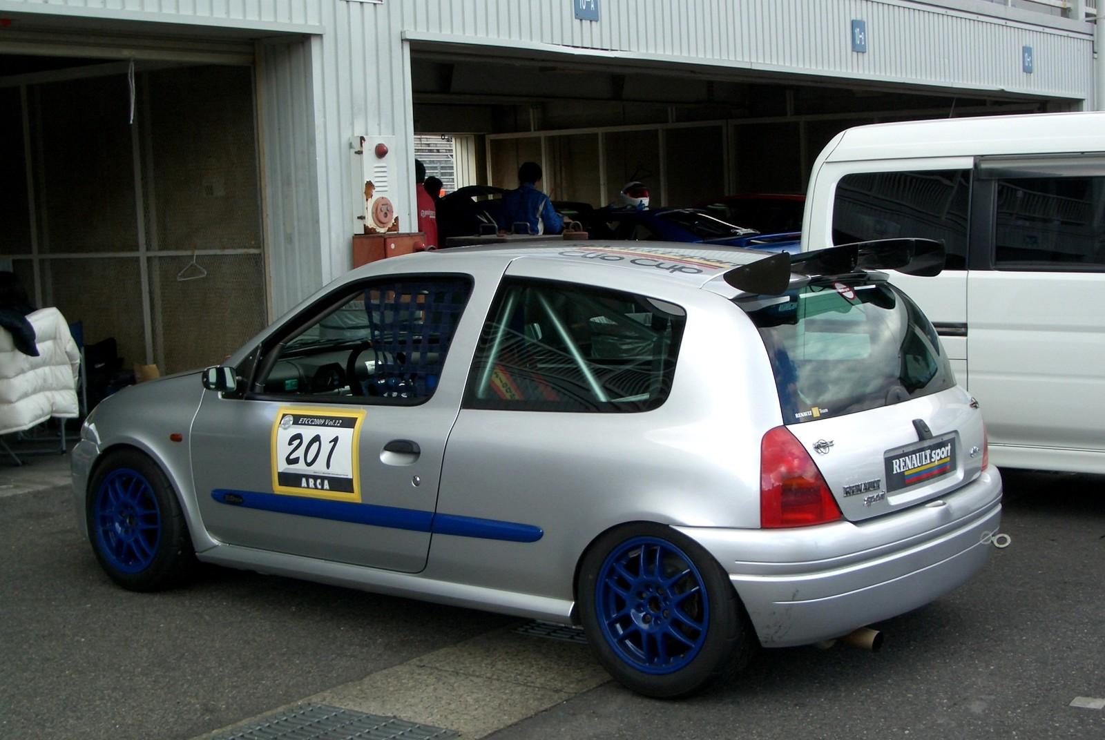 Renaultcliocup