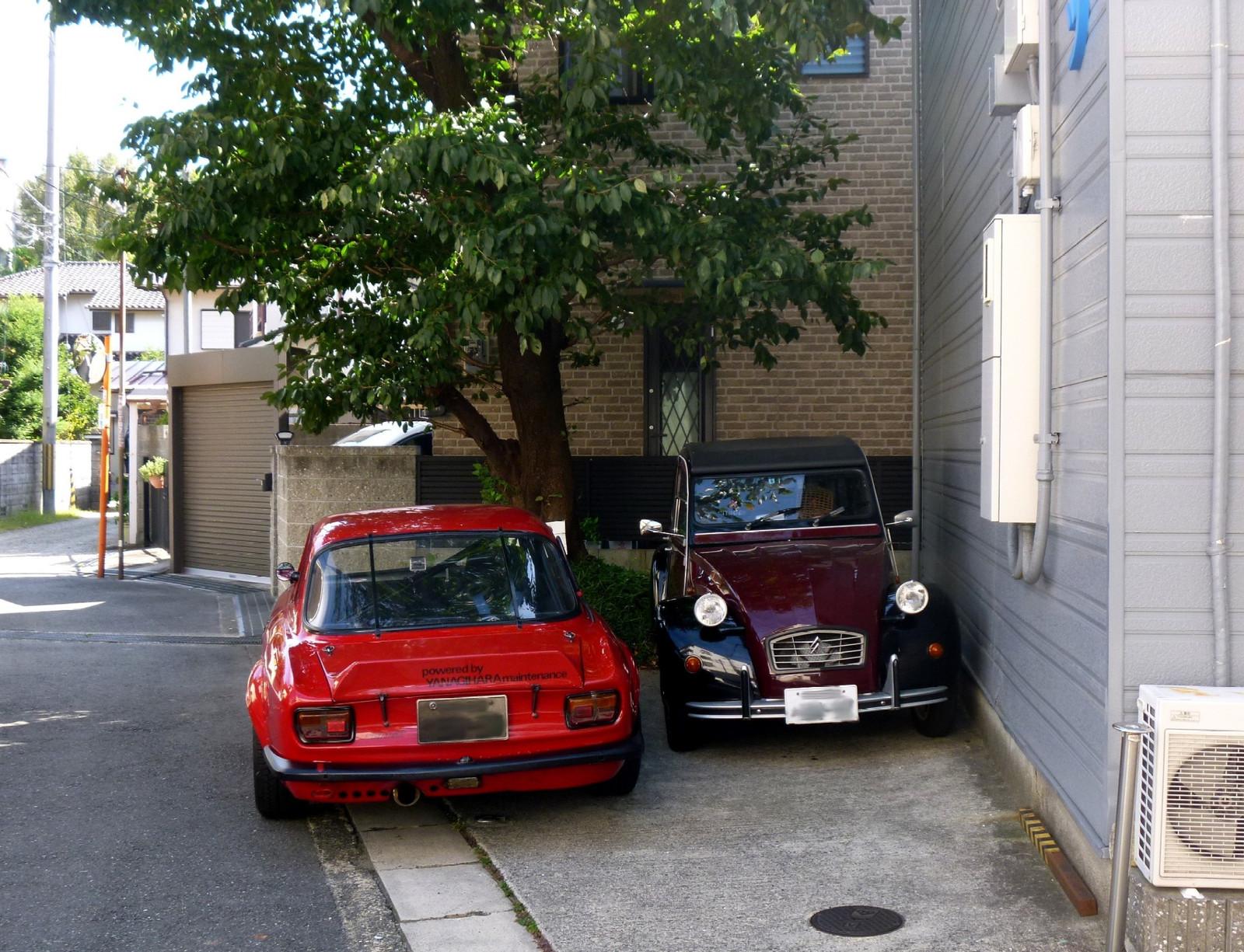 Unoparking