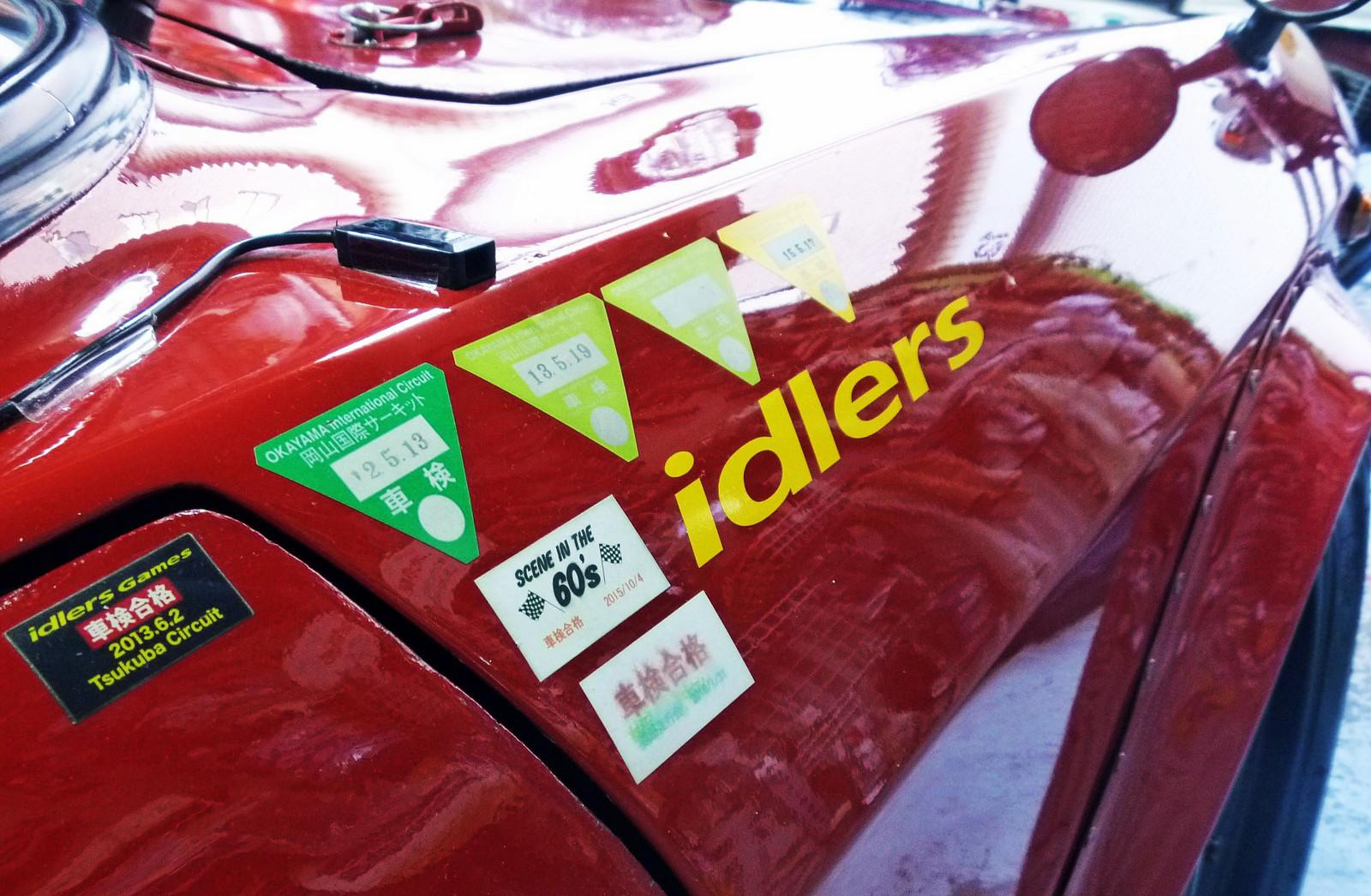 Idlers